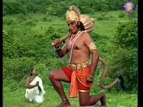 Image result for Pictures of Hanuman showing his big size to Bhima